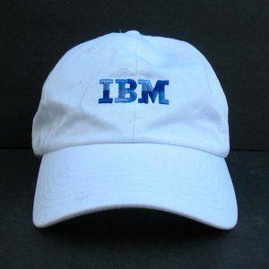 IBM - K-Products - Baseball Cap - White - One Size
